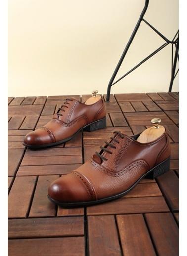 Oksit Gvn 017 Erkek Klasik Ayakkabı Taba